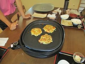okonomiyaki②